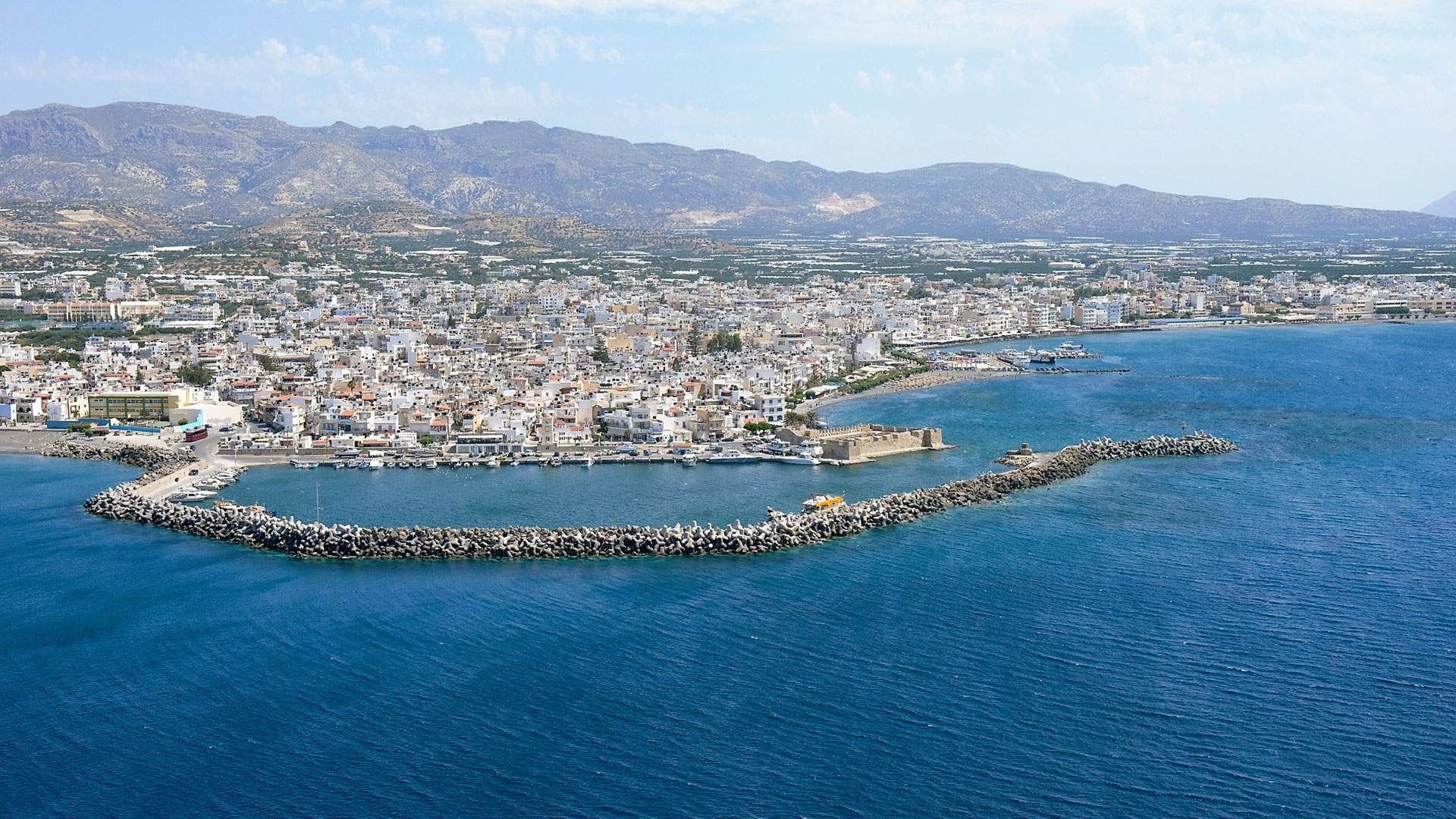 EXPERIENCE HISTORY CULTURE & NATURE OF IERAPETRA